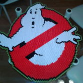 Ghostbusters Logo [peyote Stitch]