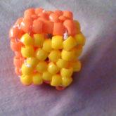 I Made A Kandi Shaker Cube Thingy!!