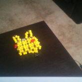 (my Own Idea) Pikachu Themed X Based Cuff