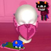 Heart Aspect Mask