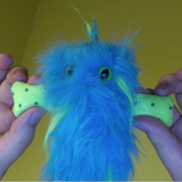Handmade Monster Plush!!!