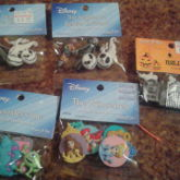 Disney And Halloween Buttons! (Supply Haul 10/7/15)