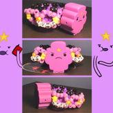 Lumpy Space Princess 3D Cuff