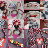 Minnie Mouse Counterpoint Kandi