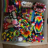 My Kandi Collection Of A Months Worth Of Time