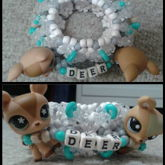 LPS Deer Ufo Cuff