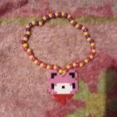 Gloomy Bear Necklace