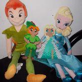Peter And Elsa