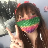 First Kandi Mask ^w^
