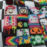 All My Kandi Cuffs