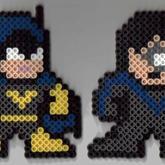 Batgirl & Nightwing