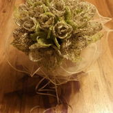 French Beaded Bouquet