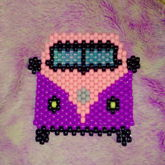 Hippie Van Peyote Stitch