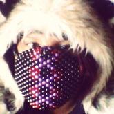 First Corset Kandi Mask