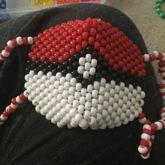 Pokeball Mask