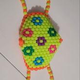 Kandi Flower Mask