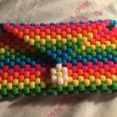 ???? Rainbow Kandi Purse ????