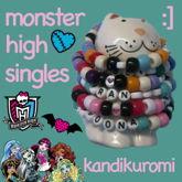 Monster High Singles