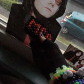 My Kandi Peace Offering To The Gerard In My Window