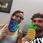 Rezz Hand By My Friend And My Pineapple!