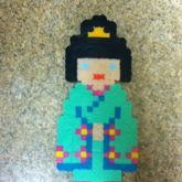 Kimono Lady For My Mom