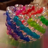 Rainbow X-Base Stitch