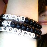 Scars On Broadway Inspired Kandi Singles! :D