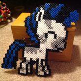 Perler I Made Of My Pony OC Terra