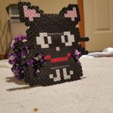 Choco Kitty Cuff