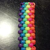 Small Rainbow Cuff