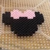 Front View Minnie Mouse