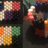 Checkered Rainbow Cuff!!!!!!!