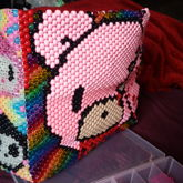 Nyan Hello Kitty Gloomy Bear Tokidoki Zim Mashup Backpack Front And Side