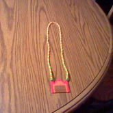 My First Kandi Perler Necklace