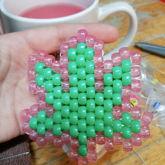 Pot Leaf Charm