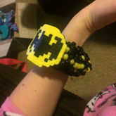 Batman Theme 3d Cuff