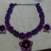 Stary Neck  Kandi (above View)