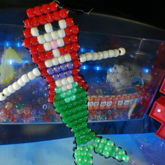 Bead Mermaid (ladder Stitch)
