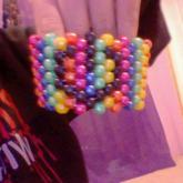 Rainbow Power Cuff
