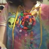 Re-done Dream Catcher Mini Necklace