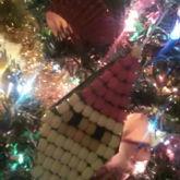 Christmas Santa Ornament ?