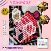 Pink Minecraft Bee !