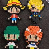 One Piece Straw Hat Crew