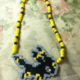 Umbreon Necklace
