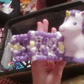 Unicorn Carousel Cuff