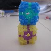 Perler Bead Cubes