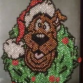Scooby-Doo Christmas Wreath