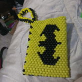 Batman Purse Front