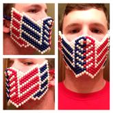 Custom Extend Reptile Mask