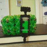 Green Syringe Cuff <3